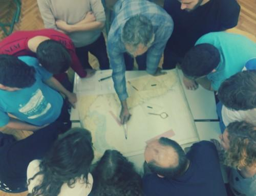 Obljuba dela dolg: Vsi opravili izpit za voditelja čolna